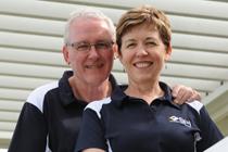 Helen & Colin Legg