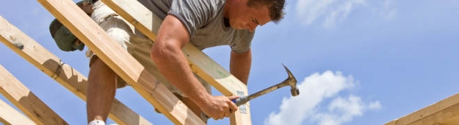 owner builder constructing their own home