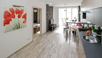 apartment standards
