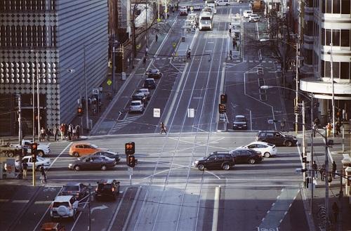 Traffic_Melbourne