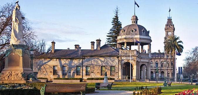 Central Victoria
